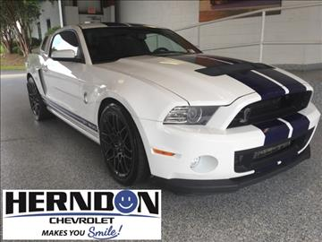 2014 Ford Shelby GT500 for sale in Lexington, SC
