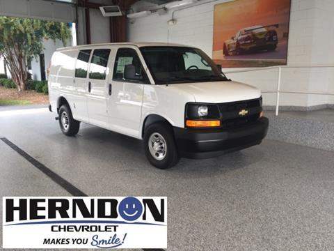 2017 Chevrolet Express Cargo for sale in Lexington, SC