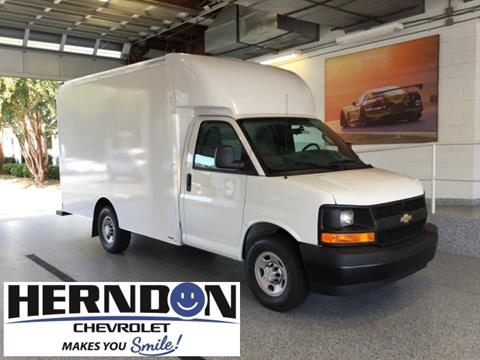 2017 Chevrolet Express Cutaway for sale in Lexington, SC
