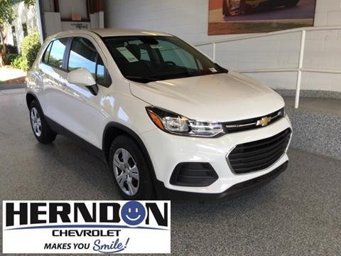 2017 Chevrolet Trax for sale in Lexington, SC
