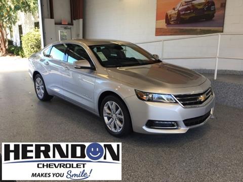 2018 Chevrolet Impala for sale in Lexington, SC