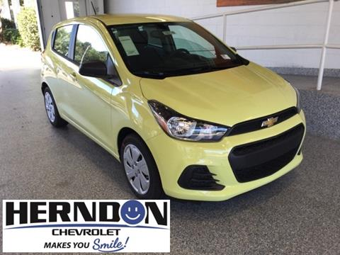 2017 Chevrolet Spark for sale in Lexington, SC