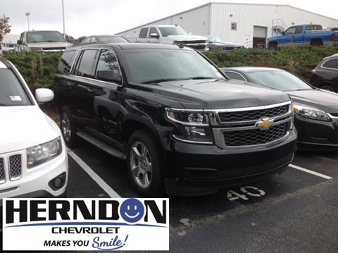 2015 Chevrolet Tahoe for sale in Lexington, SC