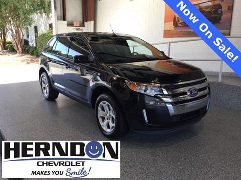 Ford Edge For Sale In Lexington Sc