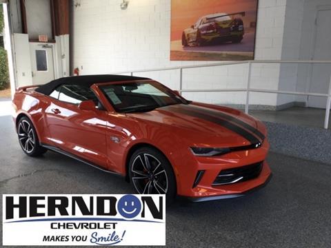 2018 Chevrolet Camaro for sale in Lexington, SC