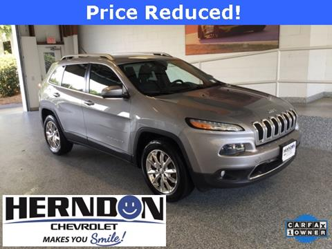 Jeep Chevrolet Cars Financing For Sale Lexington Herndon Chevrolet