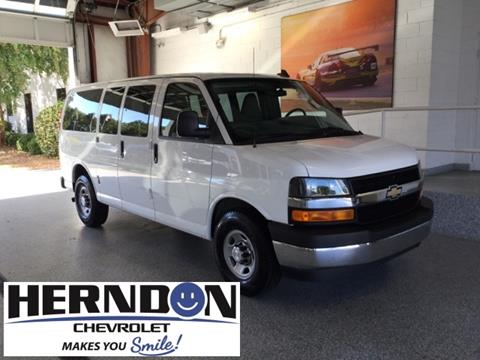 2017 Chevrolet Express Passenger for sale in Lexington, SC