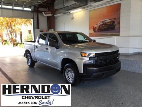 2019 Chevrolet Silverado 1500 for sale in Lexington, SC