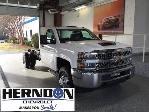 2019 Chevrolet Silverado 3500HD CC for sale in Lexington, SC
