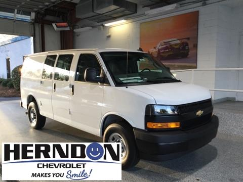 2019 Chevrolet Express Cargo for sale in Lexington, SC