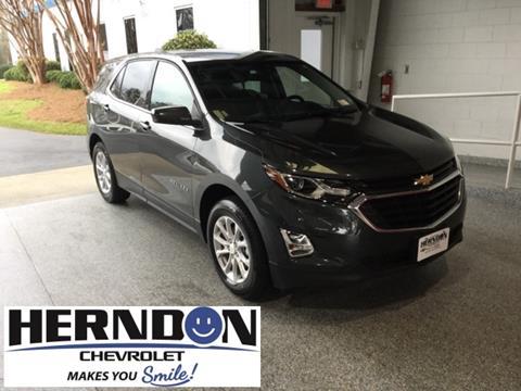 2018 Chevrolet Equinox for sale in Lexington, SC