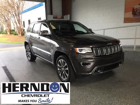 2017 Jeep Grand Cherokee for sale in Lexington, SC