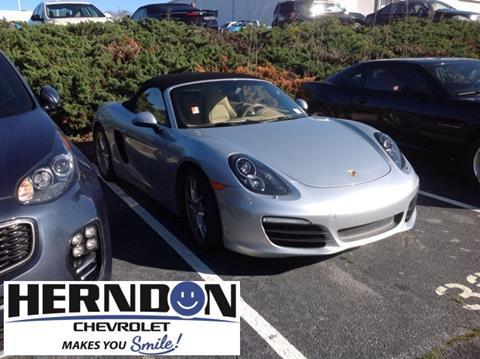 2015 Porsche Boxster for sale in Lexington, SC