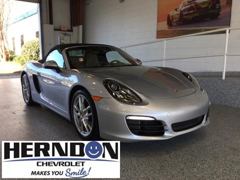 2015 Porsche Boxster for sale in Lexington, SC