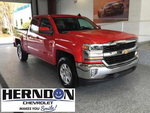 2017 Chevrolet Silverado 1500 for sale in Lexington, SC
