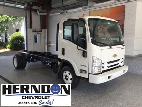 2019 Chevrolet 3500 LCF for sale at Herndon Chevrolet in Lexington SC