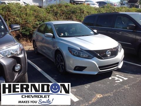 2017 Nissan Altima for sale in Lexington, SC