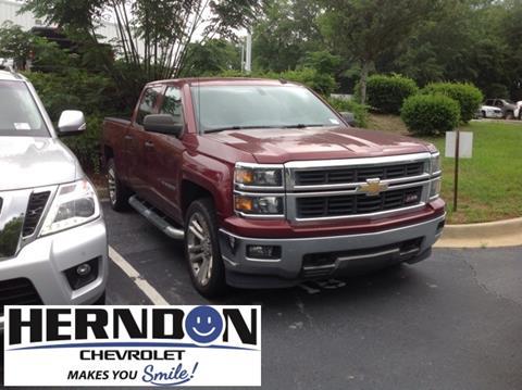 2014 Chevrolet Silverado 1500 for sale in Lexington, SC