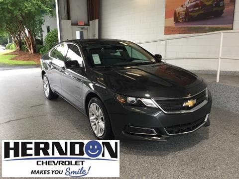 2019 Chevrolet Impala for sale in Lexington, SC