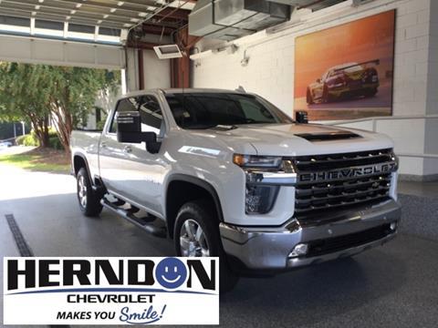 2020 Chevrolet Silverado 2500HD for sale in Lexington, SC