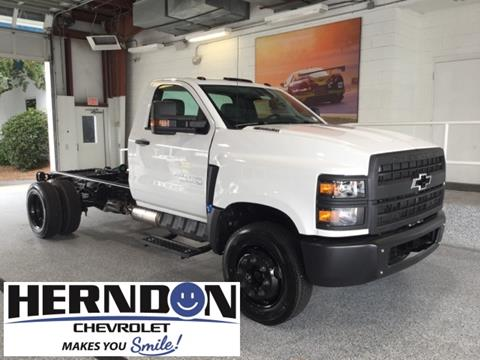 2019 Chevrolet Silverado 6500HD for sale in Lexington, SC