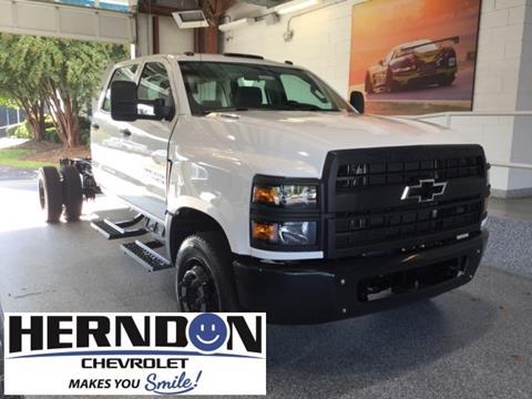 2019 Chevrolet Silverado 6500HD for sale in Lexington, SC