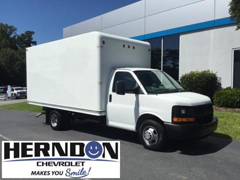 2015 Chevrolet Express Cutaway for sale in Lexington, SC