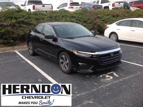 2019 Honda Insight for sale in Lexington, SC