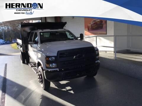 2019 Chevrolet Silverado 6500HD for sale at Herndon Chevrolet in Lexington SC
