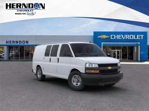 2020 Chevrolet Express Cargo for sale at Herndon Chevrolet in Lexington SC