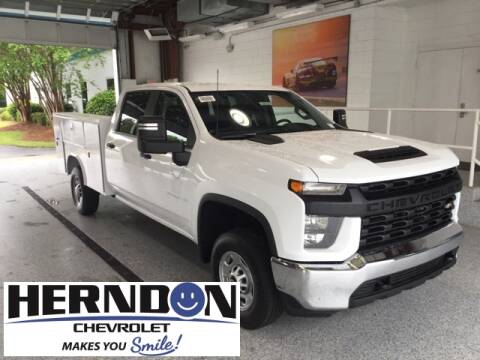 2020 Chevrolet Silverado 2500HD for sale at Herndon Chevrolet in Lexington SC