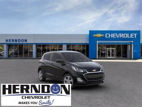 2020 Chevrolet Spark for sale at Herndon Chevrolet in Lexington SC