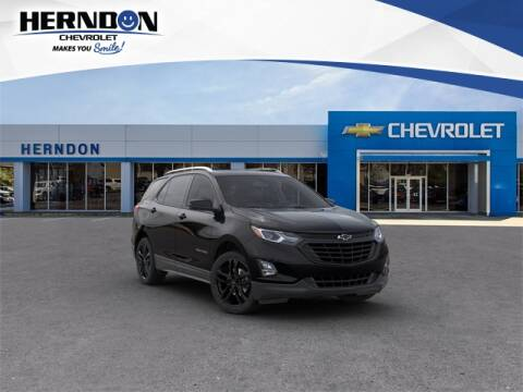 2020 Chevrolet Equinox for sale at Herndon Chevrolet in Lexington SC