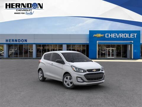 2020 Chevrolet Spark for sale at Herndon Chevrolet in Lexington SC