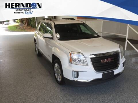 2017 GMC Terrain for sale at Herndon Chevrolet in Lexington SC