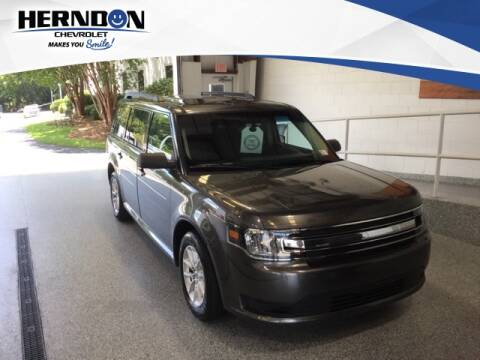 2016 Ford Flex for sale at Herndon Chevrolet in Lexington SC
