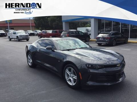 2017 Chevrolet Camaro for sale at Herndon Chevrolet in Lexington SC