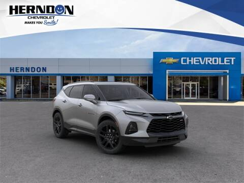 2020 Chevrolet Blazer for sale at Herndon Chevrolet in Lexington SC