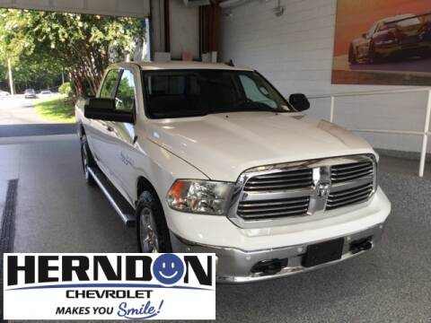 2017 RAM Ram Pickup 1500 for sale at Herndon Chevrolet in Lexington SC