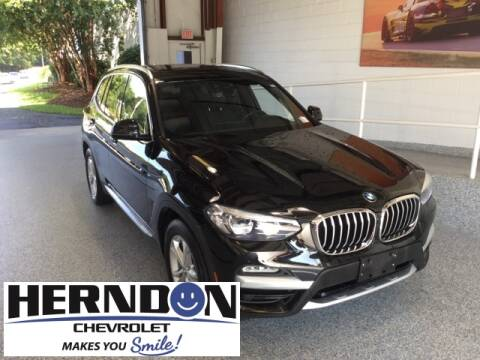 2019 BMW X3 for sale at Herndon Chevrolet in Lexington SC