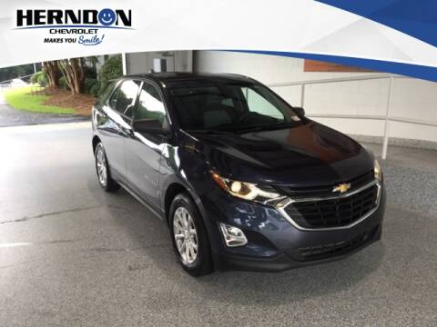 2019 Chevrolet Equinox for sale at Herndon Chevrolet in Lexington SC
