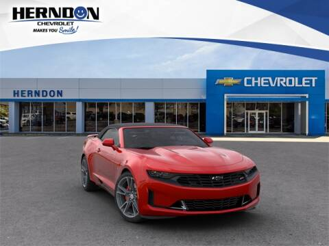 2020 Chevrolet Camaro for sale at Herndon Chevrolet in Lexington SC