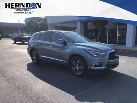 2019 Infiniti QX60 for sale at Herndon Chevrolet in Lexington SC