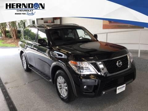 2019 Nissan Armada for sale at Herndon Chevrolet in Lexington SC