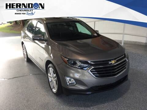 2018 Chevrolet Equinox for sale at Herndon Chevrolet in Lexington SC