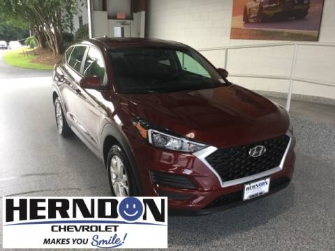 2019 Hyundai Tucson for sale at Herndon Chevrolet in Lexington SC