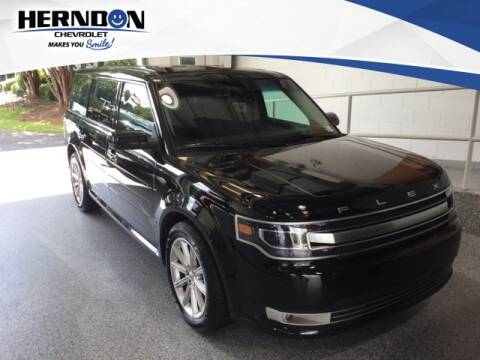 2019 Ford Flex for sale at Herndon Chevrolet in Lexington SC