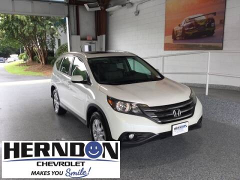 2014 Honda CR-V for sale at Herndon Chevrolet in Lexington SC