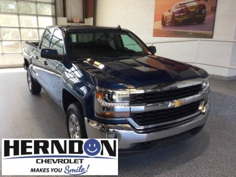 2018 Chevrolet Silverado 1500 for sale at Herndon Chevrolet in Lexington SC