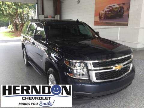 2019 Chevrolet Tahoe for sale at Herndon Chevrolet in Lexington SC